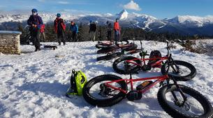 Fat Biking-Chamrousse-Electric Fat Biking Excursion in Chamrousse-3
