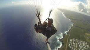 Paragliding-Saint-Leu-Tandem paragliding from Saint-Leu, Reunion Island-2