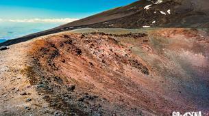 Randonnée / Trekking-Mount Etna-Trek to the Top of Mount Etna (3350m)-2