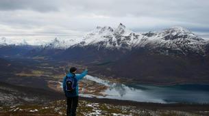 Raquette à Neige-Tromsø-Snowshoeing trip in Tromsø, Norway-1
