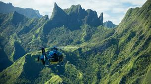 Helicopter tours-Tahiti-Scenic Helicopter Tour of Tahiti-2