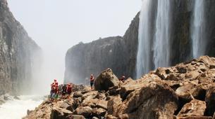 Descente en Rappel-Victoria Falls-Abseiling Victoria Falls-3