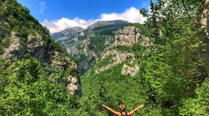 Hiking / Trekking-Mostar-Hiking on Prenj Bijela Mountain in Dinaric Alps near Mostar-1