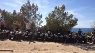Quad biking-Mallorca-Quad biking offroad excursion from Arenal, Mallorca-5