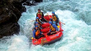 Rafting-Taihape-Grade 5 Rafting On The Rangitikei River-1