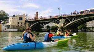 Kayak-Seville-Kayaking on the Guadalquivir River in Seville-2