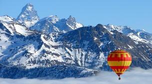 Montgolfière-Vallée d'Aoste-Hot Air Balloon Ride in the Aosta Valley-2