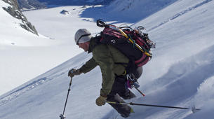 Backcountry Skiing-Aoraki / Mount Cook-Backcountry Skiing Course in Mt. Cook National Park-2