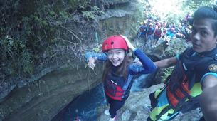 Canyoning-Cebu-Kawasan Falls & Whale Watching Private Tour Package-6