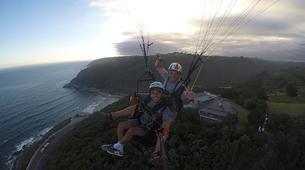 Paragliding-Wilderness National Park-Tandem Paragliding flight over Wilderness-3