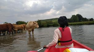 Kayaking-Vexin Regional Nature Park-Canoe Rental on the Epte River in Normandy-3