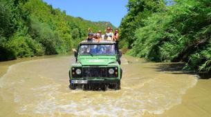 4x4-Antalya-Jeep safari and rafting combination trip in the Koprulu Canyon National Park, near Antalya-6