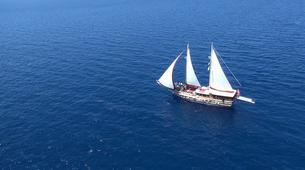 Sailing-Marmaris-Adventure Diving Cruise for 7 Nights from Marmaris to Selimiye-4