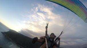 Paragliding-Wilderness National Park-Tandem Paragliding flight over Wilderness-4