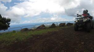 Quad-Maïdo, Saint-Paul-Randonnée en Quad sur l'Île de La Réunion-8