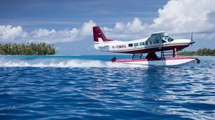 Vols Panoramiques-Bora Bora-Découverte de Maupiti - Vol panoramique en avion et croisière depuis Bora Bora-4