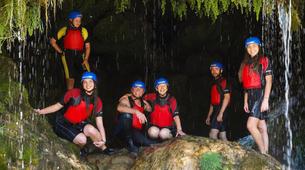 Rafting-Omiš-Descente en Rafting sur la Rivière Cetina et Spéléologie à Omis-5