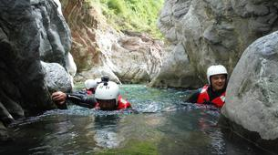 Canyoning-Lucca-River Trekking in the Cocciglia Canyon near Lucca-1