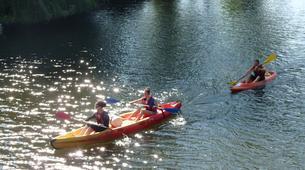 Canoë-kayak-Caen-Location de Canoë-Kayak sur l'Orne à Caen-1