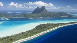 Vols Panoramiques-Bora Bora-Vol panoramique en hydravion au dessus de Bora Bora et Tupai-4