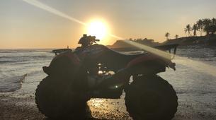 Quad biking-Tabanan-Sunset Quad Biking on Pasut Beach in Bali-6