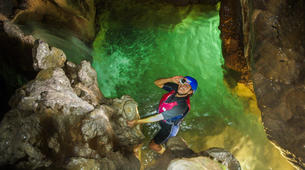 Rafting-Omiš-Descente en Rafting sur la Rivière Cetina et Spéléologie à Omis-4