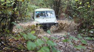 4x4-Karlovac-Off-Road Jeep Tour in Kamensco near Karlovac-3