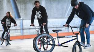 BMX-Paris-Cours Privé de BMX Freestyle à Paris-2