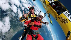 Skydiving-Rotorua-Tandem Skydive from Rotorua, New Zealand-3