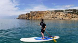 Stand Up Paddle-Lagos-SUP excursion in the Algarve Caves near Lagos-4