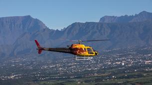 Helicopter tours-Piton de la Fournaise-Helicopter Flight over the Piton de la Fournaise, Reunion Island-4