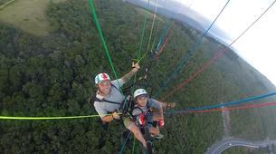 Paragliding-Wilderness National Park-Tandem Paragliding flight over Wilderness-5