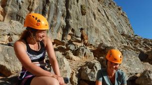 Rock climbing-Kalymnos-Kalymnos Intermediate Climbing Course-2