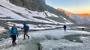 Alpinisme-Bessans, Haute Maurienne-Initiation Alpinisme à Bessans en Haute Maurienne-1