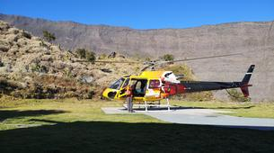 Helicopter tours-Saint-Pierre-Helicopter Flight over the Cirques and Volcanoes of Reunion Island-2