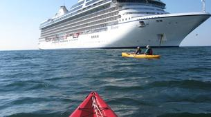 Kayak de mer-Nessebar-Sea Kayaking tour from Ravda to Nesebar, Bulgaria-9