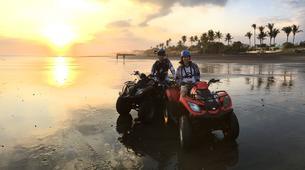 Quad biking-Tabanan-Sunset Quad Biking on Pasut Beach in Bali-1
