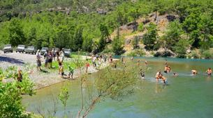 4x4-Antalya-Jeep safari and rafting combination trip in the Koprulu Canyon National Park, near Antalya-1