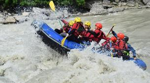 Rafting-Sierre-Full-Day Rafting Adventure in the Swiss Alps, Valais-3