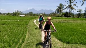 Mountain bike-Gianyar-MTB Tour of Abuan Traditional Village in Bali-2
