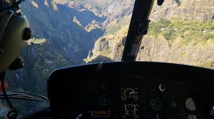 Helicopter tours-Saint-Pierre-Helicopter Flight over the Cirques and Volcanoes of Reunion Island-3