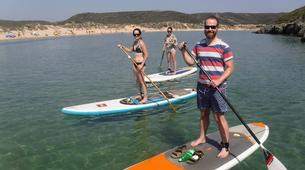 Stand Up Paddle-Lagos-SUP excursion in the Aljezur River and Amoreira Beach near Lagos-2