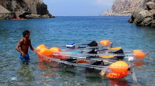 Sea Kayaking-Amalfi Coast-Transparent Kayak Tour on the Amalfi Coast near Sorrento-1