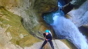 Canyoning-Grenoble-Extreme 5 Days Canyoning Course near Grenoble-4