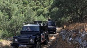 4x4-Rethymno-All-inclusive Jeep Tour in Rethymno-1