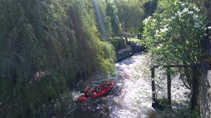 Kayaking-Vexin Regional Nature Park-Canoe Rental on the Epte River in Normandy-4