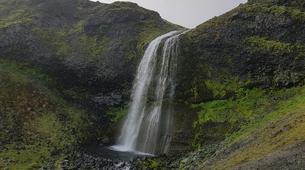 Hiking / Trekking-Reykjavik-Hiking the Great Eyjafjallajökull Volcano, Seljavellir-3