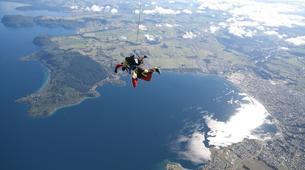 Skydiving-Rotorua-Tandem Skydive from Rotorua, New Zealand-2