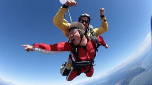 Skydiving-Rotorua-Tandem Skydive from Rotorua, New Zealand-4