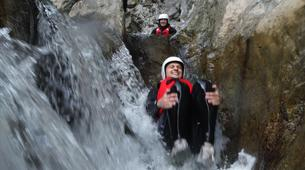 Canyoning-Lucca-River Trekking in the Cocciglia Canyon near Lucca-3
